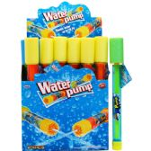 96 Units of CLEAR WATER PUMP - Water Guns