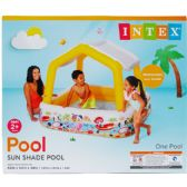 3 Units of SUN SHADE POOL IN COLOR BOX - Summer Toys
