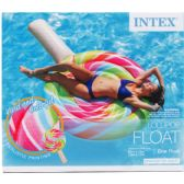 6 Units of LOLLIPOP FLOAT IN COLOR BOX DESIGN FOR ADULTS - Summer Toys