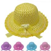 24 Units of KID SUMMER HAT - Sun Hats