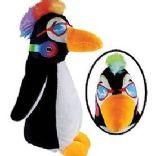 36 Units of Plush Mohawk Penguins - Plush Toys