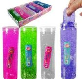 24 Units of Rainbow Crystal Mud Slime With Sparkles - Slime & Squishees