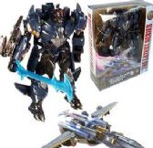 12 Units of Deformation Robot Five Transforming Toys - Action Figures & Robots