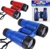 144 Units of Police Force Toy Binoculars - Binoculars & Compasses