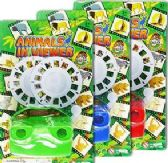 48 Units of Animal Picture Disc Viewers - Magic & Joke Toys