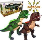 6 Units of Jumbo Walking Tyrannosaurus Rex With Prey - Action Figures & Robots