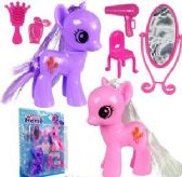 36 Units of Lovely Horse Play Sets - Girls Toys