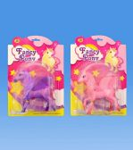 96 Units of Unicorn in blister card - Dolls