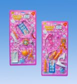 96 Units of Doctor Set In Blister Card - Girls Toys