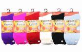 36 Units of Womens Warm Winter Thermal Socks Size 9-11 - Womens Thermal Socks