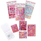 48 Units of Sticker Set Valentine Value Pack - Valentine Decorations