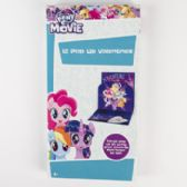 28 Units of Valentine Cards 16ct My Little Pony Pop Up - Valentine Gift Bag's