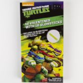 28 Units of Valentine Cards 16ct Tmnt W/glow Sticks *3.99* - Valentine Gift Bag's