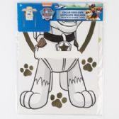 12 Units of Valentine Mailbox Paw Patrol Create Your Own - Valentine Decorations