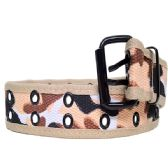 36 Units of Mens Camo Belt In Beige - Mens Belts