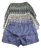 60 Units of Mens Boxer Shorts Size Large - Mens Underwear