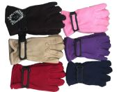 36 Units of Women's Thermal Gloves in Assorted Colors - Winter Gloves