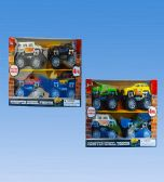 12 Units of Cars in box - Cars, Planes, Trains & Bikes
