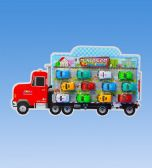 48 Units of 12pcs PB Cars Set In Blister Card - Cars, Planes, Trains & Bikes