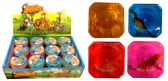 72 Units of Animal Style Putty Mud - Slime & Squishees