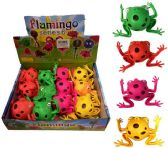 72 Units of Mesh Squish Ball with Water Beads Frog - Slime & Squishees