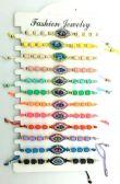 96 Units of Evil Eye Bracelet Assorted - Bracelets