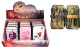 36 Units of Beauty Nail Set with display - Manicure and Pedicure Items