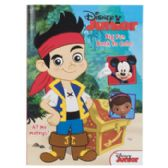 72 Units of Coloring Book Disney Jr. 96pgs In 24pc Display Box - Coloring & Activity Books