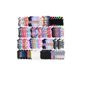 144 Units of Women's Low Cut, No Show Footie Socks Size 9 -11 in 20 Possible Styles - Womens Ankle Sock