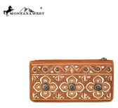 4 Units of Montana West Embroidered Collection Wallet - Wallets & Handbags