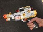 24 Units of Toy Gun with Flashing Light - Toy Weapons