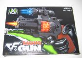 72 Units of Light Up Toy Gun with Sound - Toy Weapons
