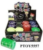 96 Units of BARREL SLIME - Slime & Squishees