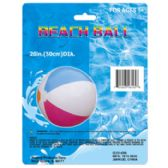 72 Units of Inflatable Beach Ball - Beach Toys