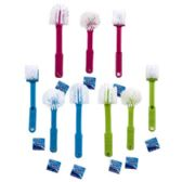 48 Units of Household Cleaning Brushes - Cleaning Products