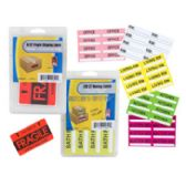 36 Units of Labels Self Stick - Sticky Note & Notepads