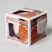 12 Units of Candle Scented Window Boxed Graham Crackers And Milk - Candles & Accessories