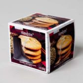 12 Units of Candle Scented Window Boxed Salted Gingersnap - Candles & Accessories