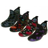 24 Units of Women's Water Proof Rubber Garden Shoe, Rain Boot - Women's Boots