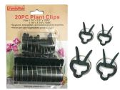 96 Units of 20pc Plant Clips - Garden Tools