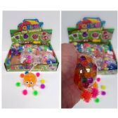24 Units of SQUISHY BEAD OCTOPUS - Slime & Squishees