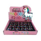 24 Units of UNICORN MOOD RING - Rings