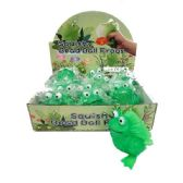 24 Units of SQUISHY BEAD FROG WITH LIGHTS - Slime & Squishees