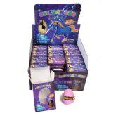 24 Units of GROW EGG PURPLE UNICORN - Light Up Toys