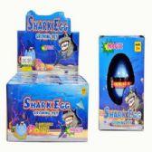 24 Units of GROW EGG SHARK - Light Up Toys
