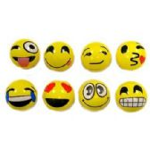 24 Units of EMOJI SQUEEZE STRESS BALL - Slime & Squishees
