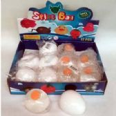 24 Units of EGG SPLAT BALLS - Balls