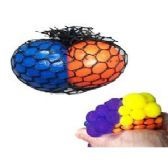 24 Units of TWO TONE MESH BALL - Balls