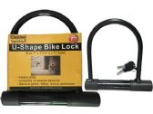 24 Units of U-Bike Lock W/2keys - Biking