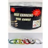 24 Units of USB CABLE FAST CHARGE - Cables and Wires